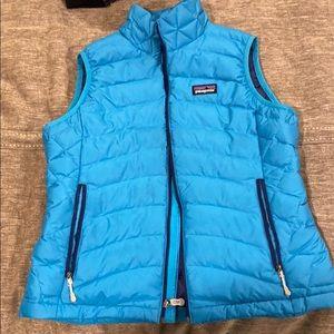 Patagonia down vest